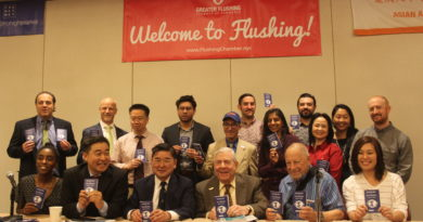 GREATER FLUSHING EXPO HIGHLIGHTS NABE